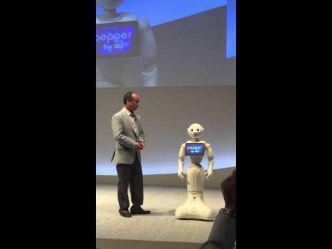 Masayoshi Son keynote speech in Softbank World 2015