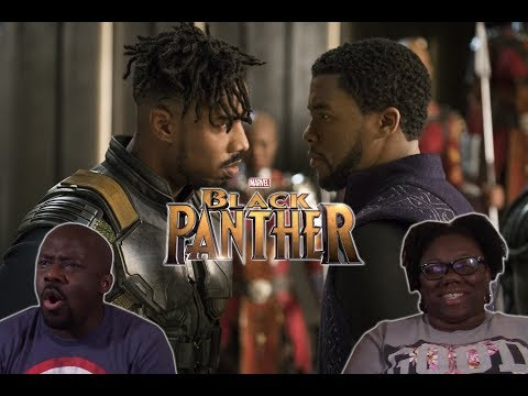 Marvel Studios' Black Panther - Rise TV Spot {REACTION}!!