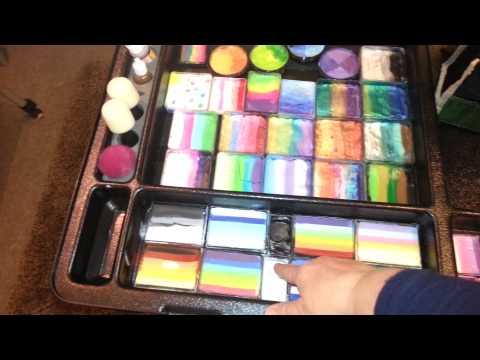 Craft-n-go face paint kit