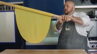 Meet Funke: The Man Who's F*cking Maniacal About Pasta | Funke