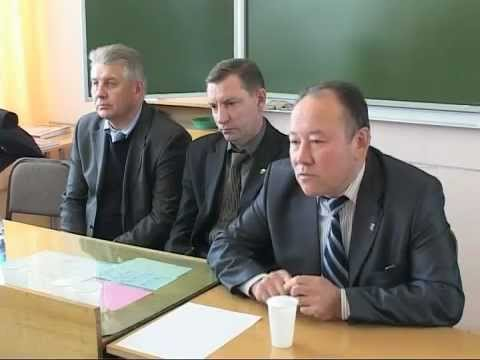 Визит глава Любинского муниципального района