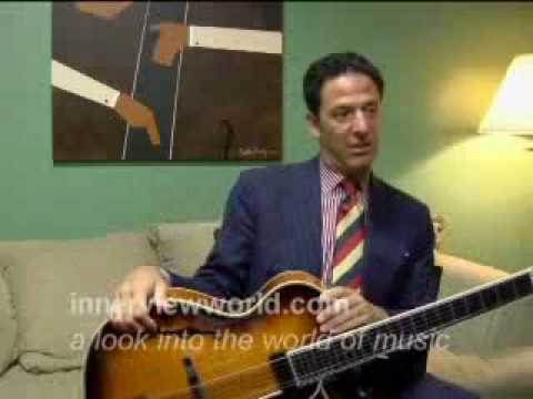 Interview with guitarist, singer - John Pizzarelli