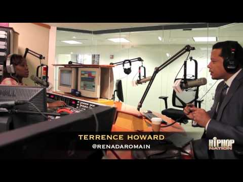 Terrence Howard Clears the Air