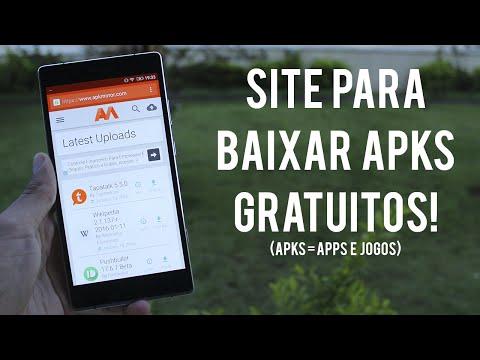Tutorial - Como baixar aplicativos fora da Google Play!