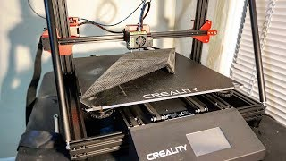 3D Printing Our First Car Parts!
