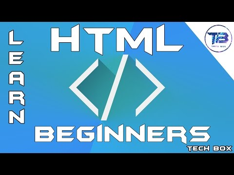 LEARN HTML [STARTING LANGUAGE OF COMPUTER OR HACKING]#1