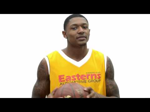 Easterns Jingle with Bradley Beal! (15 Seconds)