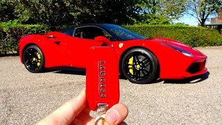 MY FRIENDS SELLING HIS BRAND NEW FERRARI 488 GTB!?