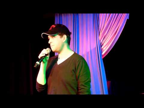 Andrew Kober - Hold My Hand at the CMU 2011 Showcase Cabaret