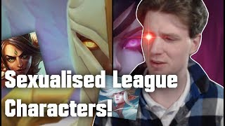 """Hashinshin talks about sexualised League Characters + Kayle Rework """"Reaction""""!"""