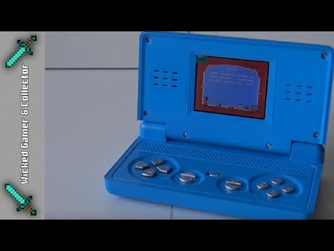 Fake China Nintendo DS - 8-bit Portable Family Computer Portable Edition