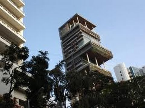 Most Expensive Home in the World Antilla