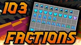 "Minecraft Factions VERSUS: Episode 103 ""THANKSGIVING WORK TIME"""