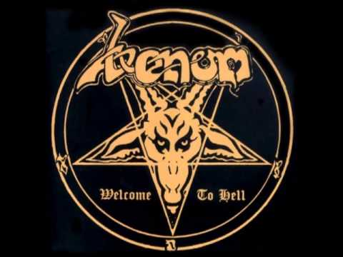 Venom - Welcome To Hell (Full Album) 1981