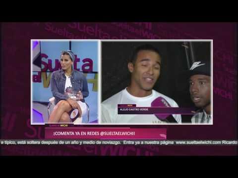 Alejo de Calle 7 quiere con Ingrid De Ycaza