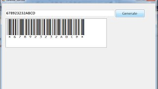 How to Generate Barcode Using C#