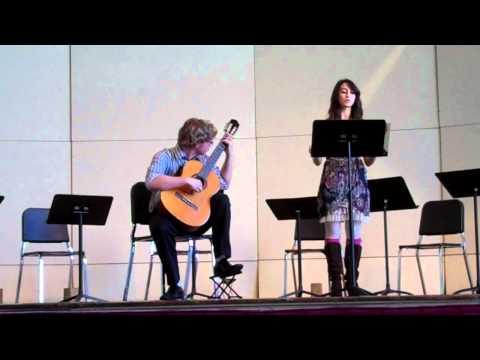 Fi' Nan Bois&Ce Grand Matin(Casseus) - UNC Guitar Ensemble