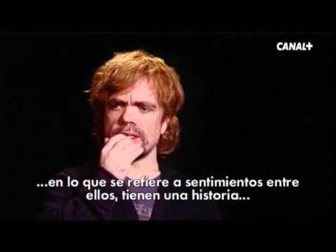 Entrevista a Peter Dinklage, Tyrion Lannister en la adaptación de 'Juego de Tronos' para HBO.
