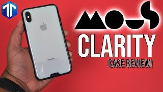 iPhone XS Max Mous Clarity Case Review! One of The Best Clear Cases!