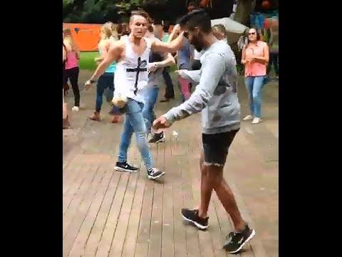 how to shuffle dance like a pro
