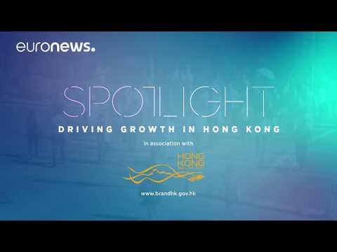 euronews. - HK - Magnet für Talente, Fähigkeiten, Finanzen und kreative Energie (German) (Jun 2018)