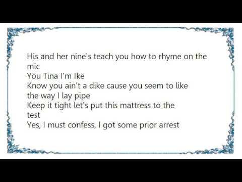 Westside Connection - Westward Ho Lyrics