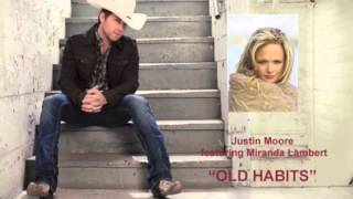 Watch Justin Moore Old Habits video