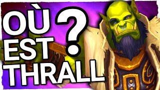 WARCRAFT : Où est Thrall ?