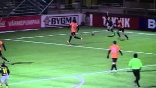 Highlights AFC Talent team - AIK (friendly)