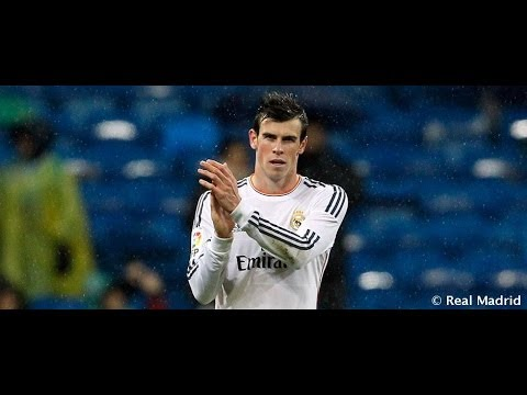 Gareth Bale's brilliant goal against Rayo Vallecano