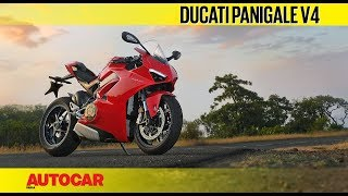 Ducati Panigale V4 | India Ride Review | Autocar India