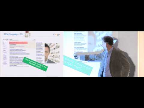 Pharmaceutical Marketing: Social Media Monitoring by Google at Digipharm Europe Conference