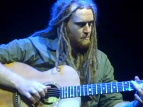 Newton Faulkner - A Noodle - soundcheck