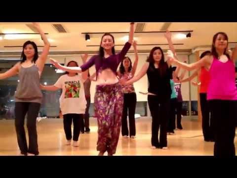 Dreamum Wakeupum (Aiyyaa 2012) - Bollywood Diva choreographed...