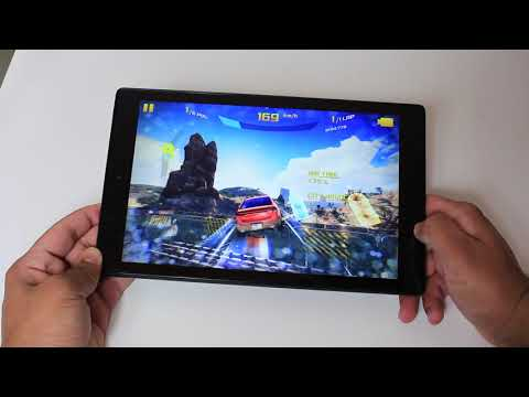 Amazon Fire HD 10 Tablet (2017) - Gaming Review [HD]
