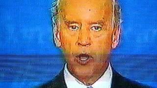 Vice Presidential Debate 2008 Biden Destroyed Palin By Smith Georges