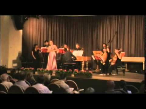 Final 2nd International Singing Competition for Baroque Opera PIETRO ANTONIO CESTI 2011 Part 1
