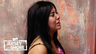 Jionni Breaks Up With Snook | Jersey Shore