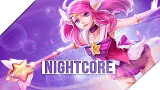 ♫ [Lyrics] Nightcore → Burning Bright [Allie Crystal] ♫ [Star Guardians Full Song]