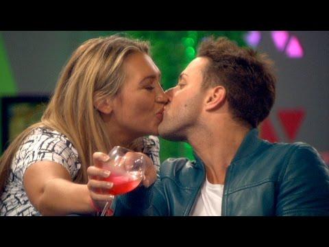 CBB - Lauren and Ricci kiss (AGAIN)