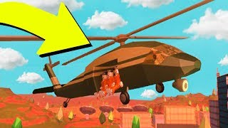 jailbreak roblox helicopter
