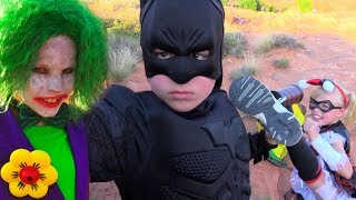 The Joker!  Ninja Kidz tv