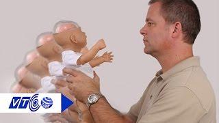 Bé sơ sinh chấn thương não vì ông mạnh tay | VTC