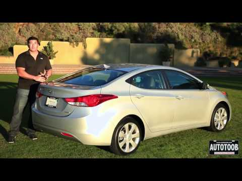 2011 Hyundai Elantra Review