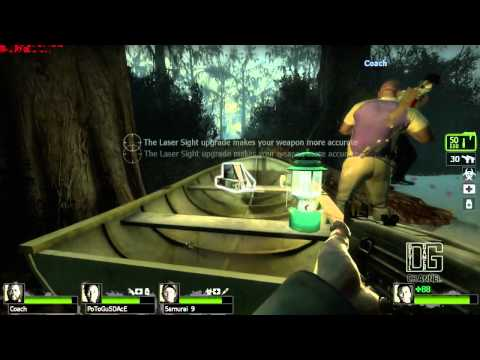 [DG] Left 4 Dead 2 Co-op (Part4) «บึง. . ไฟไหม้» — Let's Play Thai