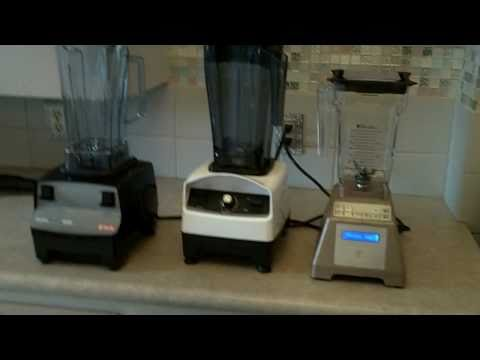 Vitamix Comparison: Professional Series 750 Vs. 5200 Performance Test