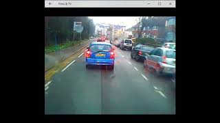 Almost crashed into a car | Uk Bad Drivers |