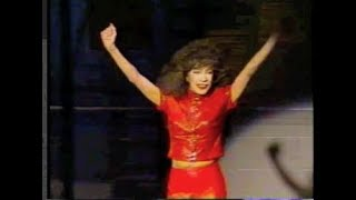 Ronnie Spector Christmas Medley On Late Night December 18 1987