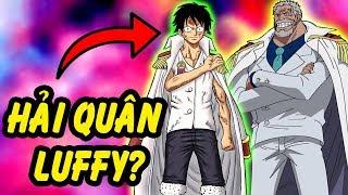 Nếu Luffy Trở Thành Hải Quân Thì Sẽ Như Thế Nào?
