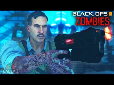 """Black Ops 3 ZOMBIES """"THE GIANT"""" - ALL HIDDEN RADIOS! RICHTOFEN & MAXIS STORYLINE! (COD BO3 Zombies)"""